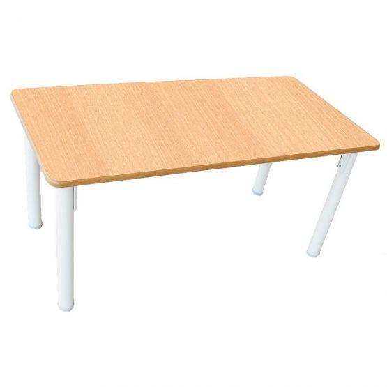 Dikdörtgen Masa Kayın