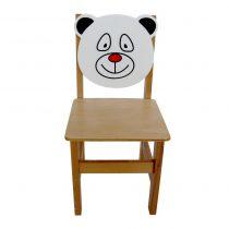 Panda Ahşap Sandalye