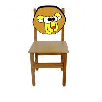 Aslan Ahşap Sandalye