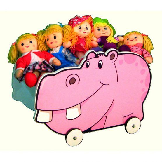 Hipopotam Oyuncak Sandığı