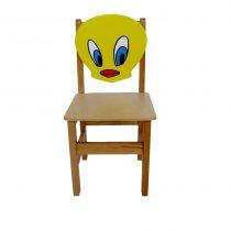 Civciv Ahşap Sandalye