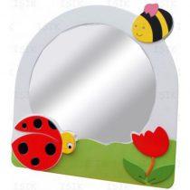 Uğur Böceği Lavabo Aynası