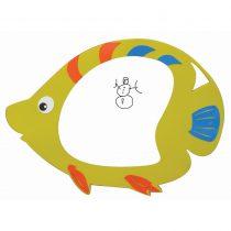 Balık Figürlü Yazı Tahtası