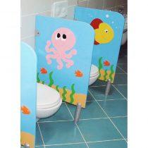 WC Tuvalet Bölgüsü