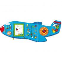 Uçak Figürlü Duvar Oyunu Seti