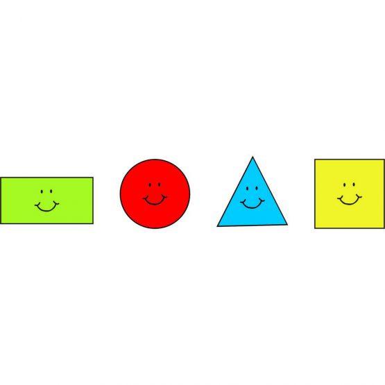 DUVAR Süsü Geometrik Şekiller