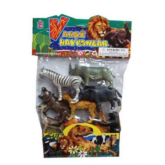Vahşi Hayvanlar Seti