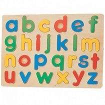 Harf Tablası Puzzle – Küçük Harfler