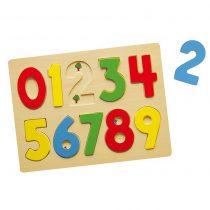 Rakam Tablası Puzzle