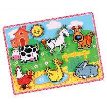 3-D Çiftlik Hayvanları