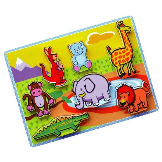 3-D Vahşi Hayvanlar