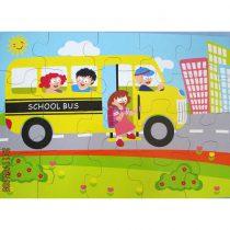 Otobüs Yer Yapbozu
