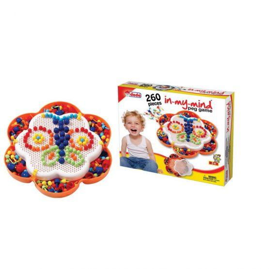 Mozaix  Çivi Oyunu