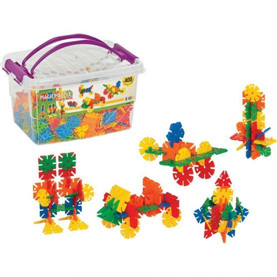 Magic Puzzle Kutulu 400 Parça