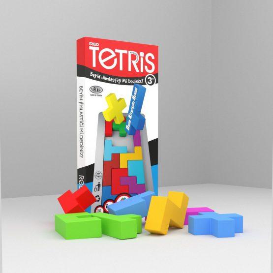 TETRİS-1 OYUNCU