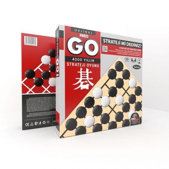 GO Oyunu 2 Oyuncu