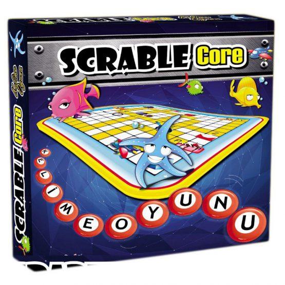 Scrable Core  Akıl Oyunu