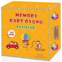 MEMORY KART OYUNU-TAŞITLAR