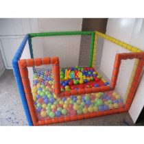 Soft Play Fileli Top Havuzu