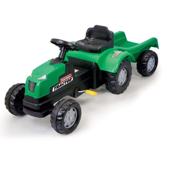 Pedallı Römorklu Traktör